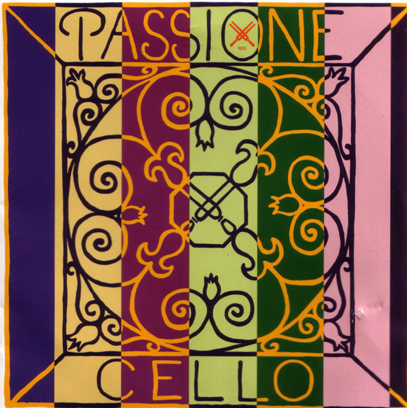 Image of Pirastro Passione Cello String, C