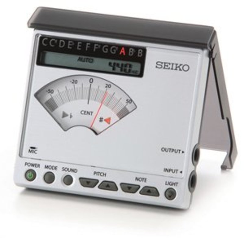 Image of Seiko SAT110 digital tuner