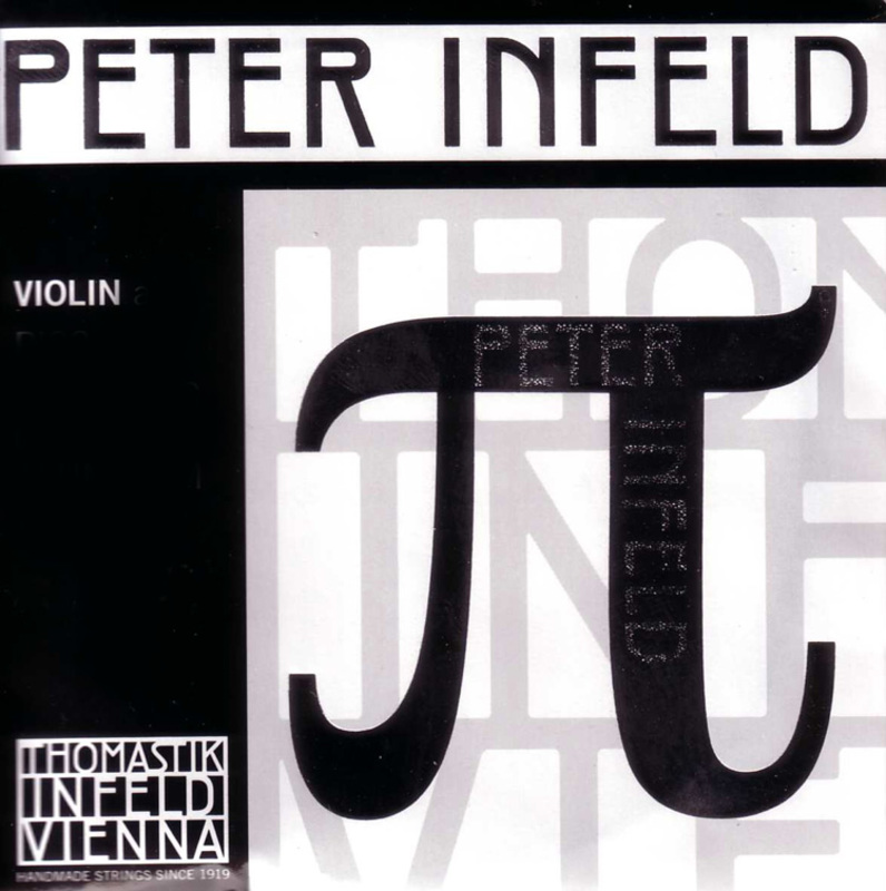 Image of Peter Infeld Violin Strings, SET