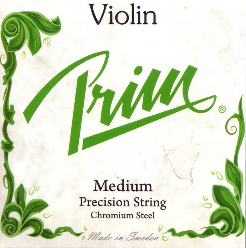 Image of Prim Violin String, A