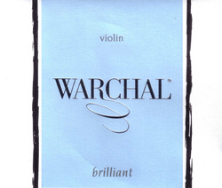 Warchal Brilliant Violin Strings, Set