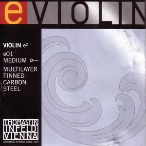Thomastik Special Programme Violin String, E Steel