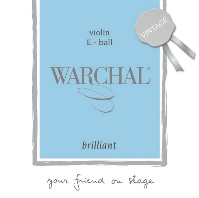 Image of Warchal Brilliant Vintage Violin Strings, Set