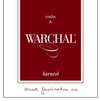 Image of Warchal Karneol Violin String, G