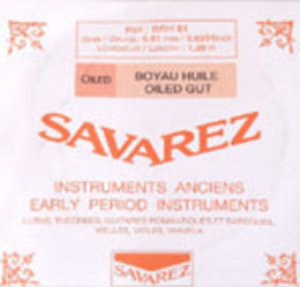 Baroque viola strings by Savarez. SET
