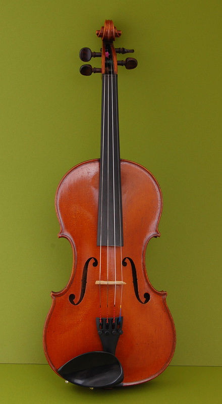 Image of Violin. Workshop of W.E. Hill & Sons 1934