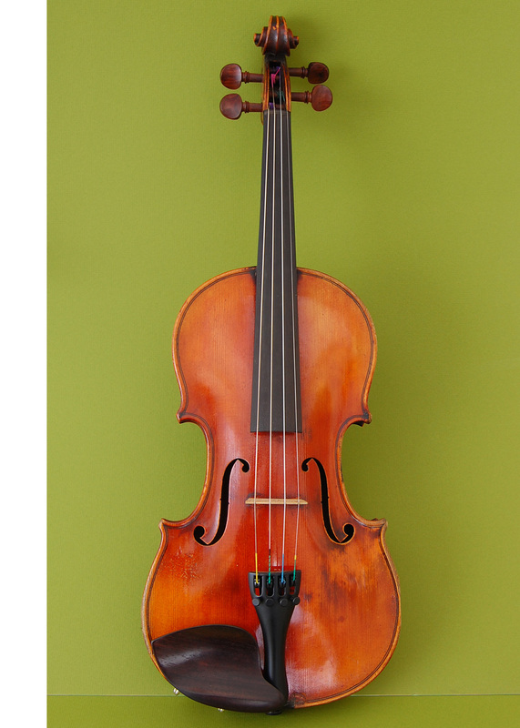 Image of Violin by Thomas Earle Hesketh, Manchester 1900