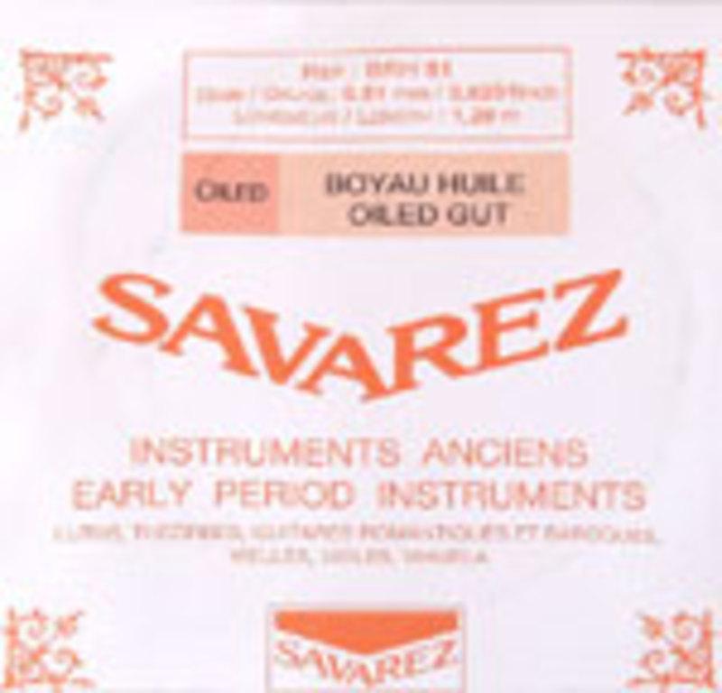 Image of Baroque Violin String by Savarez, D