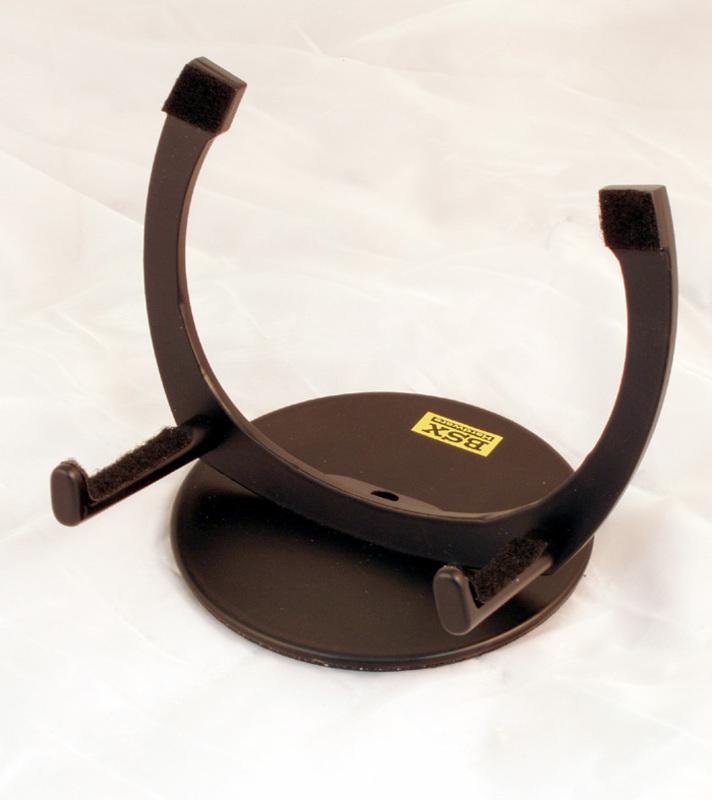 Image of Metal Table Top Violin Stand