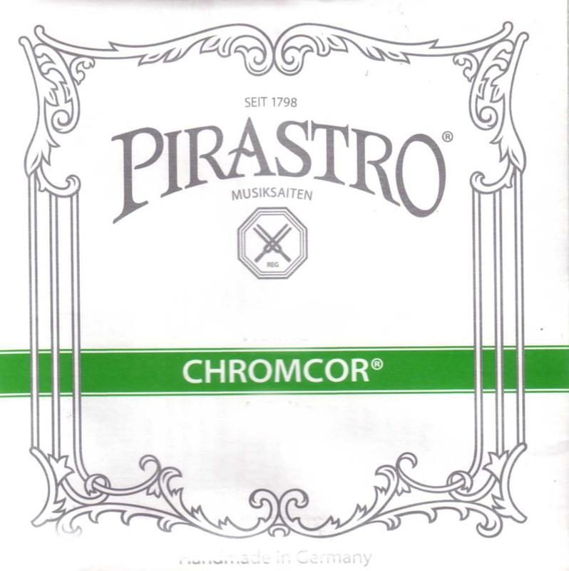 Image of Pirastro Chromcor Viola Strings. Set.