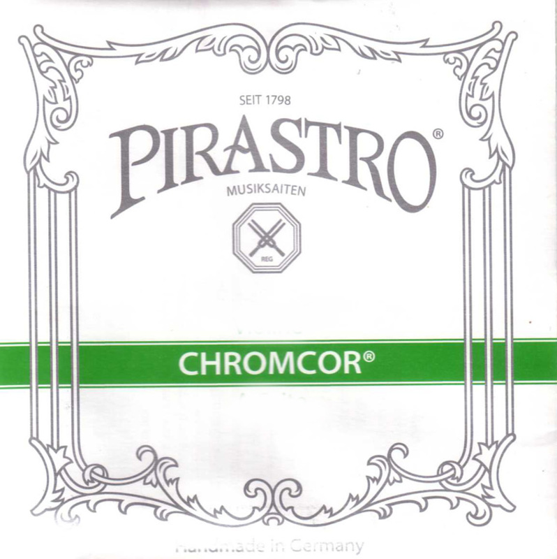 Image of Pirastro Chromcor Double Bass String, E