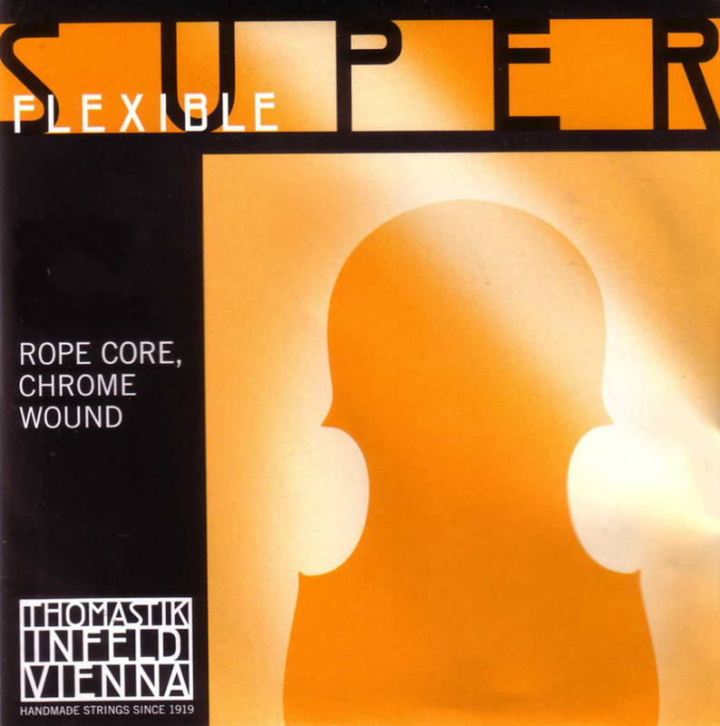 Image of Superflexible Violin Strings, Set
