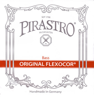 Original Flexocor Bass String, E 2.10m