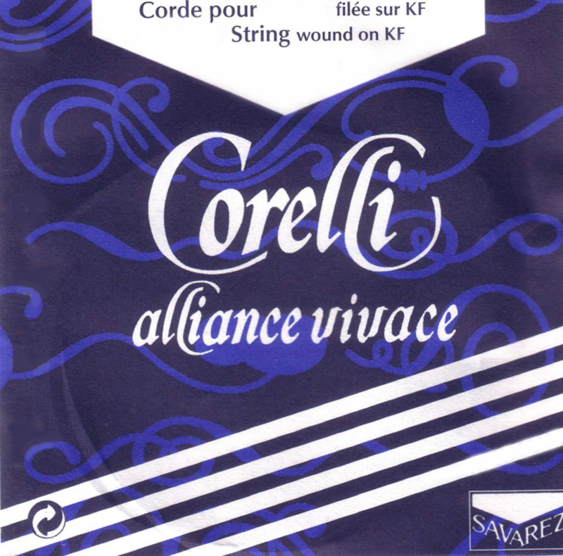 Image of Corelli Alliance Violin Strings, Set