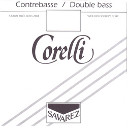 Corelli Double Bass Strings, Set