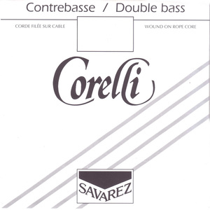 Corelli Double Bass Strings  Small sizes, Set