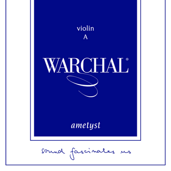 Image of Warchal Ametyst Violin, D