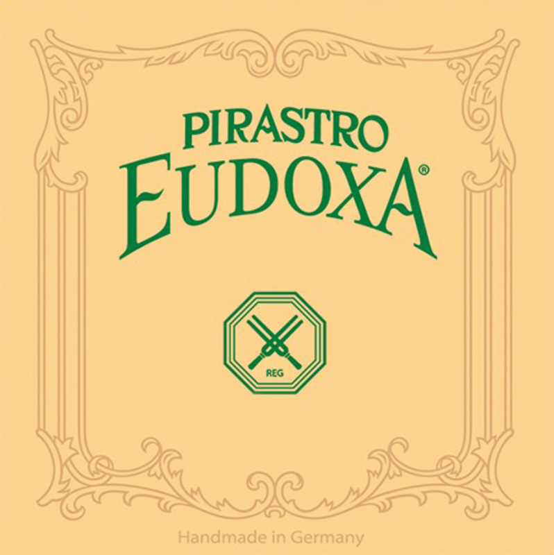Image of Eudoxa Violin String, E Plain Steel