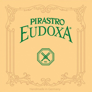 Eudoxa Violin String, E Plain Steel