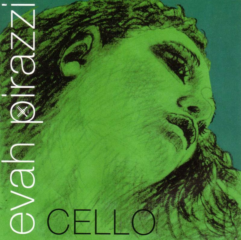 Image of Evah Pirazzi Cello String, C