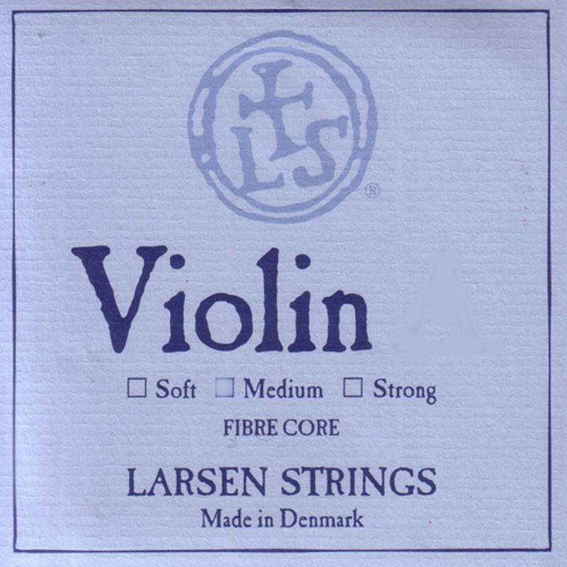 Image of Larsen Violin Strings, Set