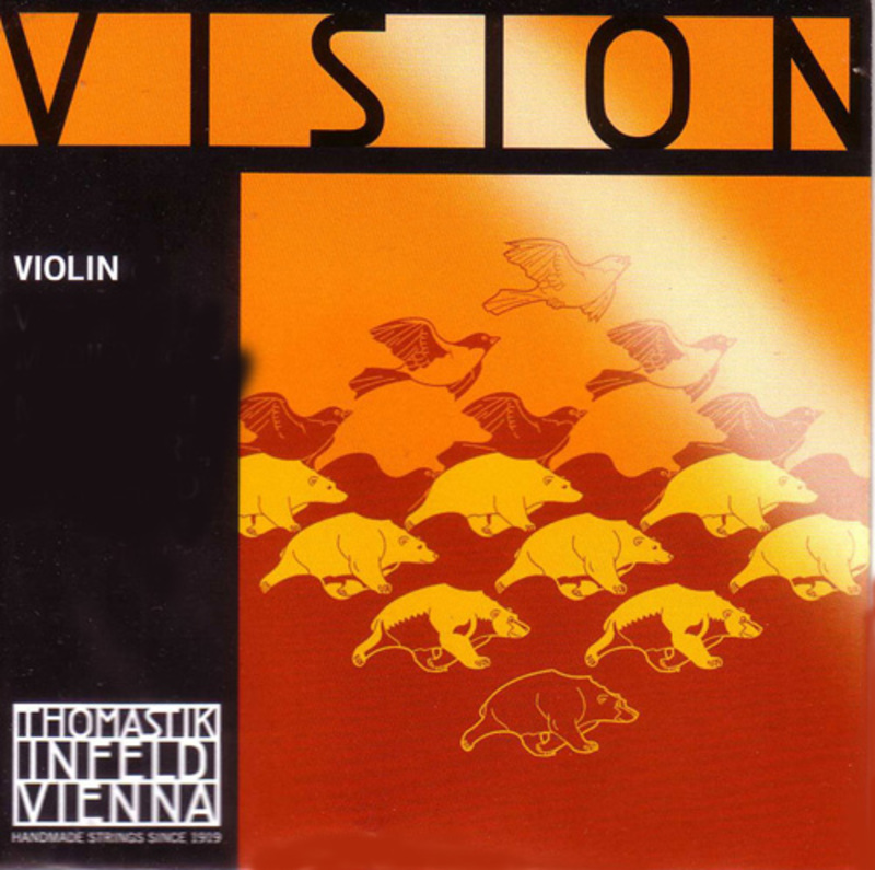 Image of Vision Violin String, D