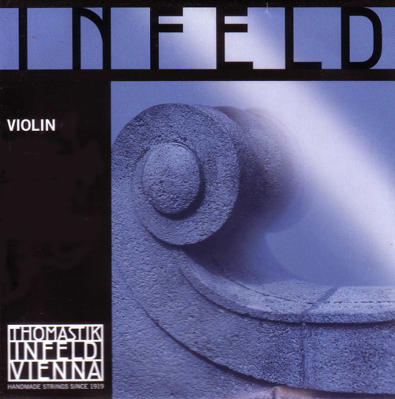 Image of Infeld Blue Violin Strings, Set