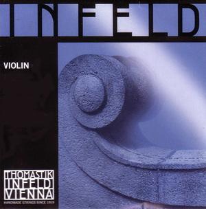 Infeld Blue Violin Strings, Set