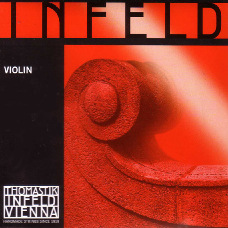 Image of Infeld Red Violin Strings, SET