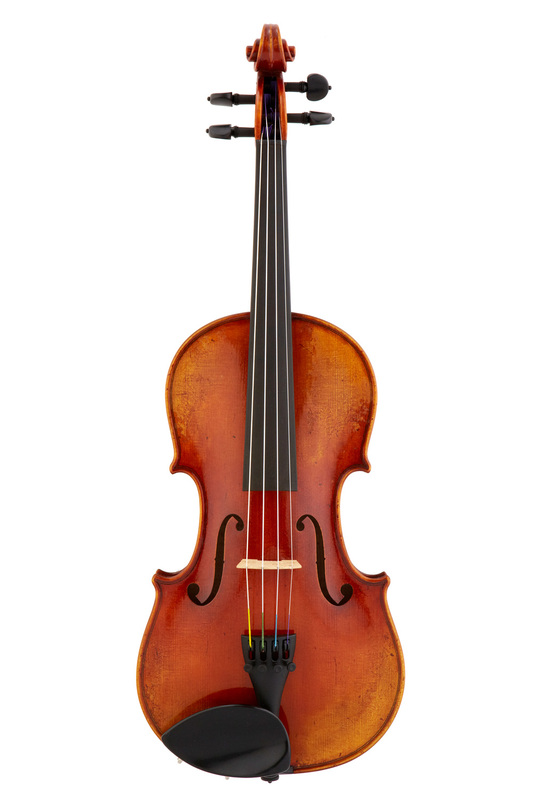 "Image of ""Accento"" Violin by Sielam, Madrid"