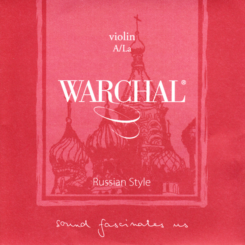Image of Warchal Russian Style Violin String, A
