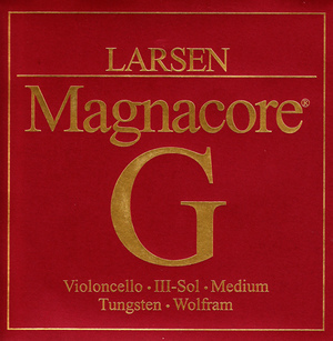 Larsen 'Magnacore' Cello String, G