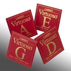 Larsen Virtuoso Violin Strings, Set