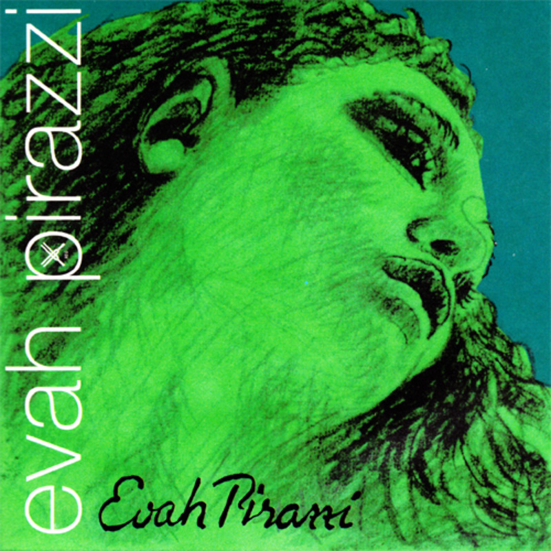 Image of Evah Pirazzi Violin String, E Gold