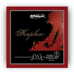 Kaplan Gold Violin String, E