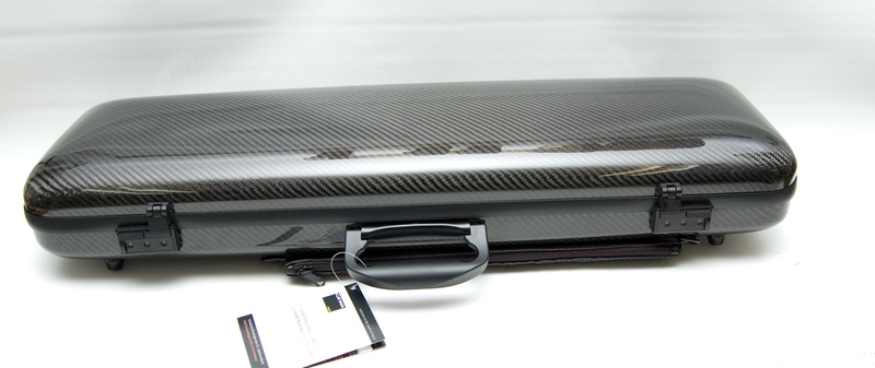 Image of Gewa Carbon Fibre Viola Case, Idea 2.6