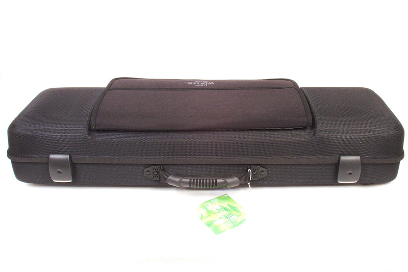 Image of Greenline 'Eco' Violin Case by Jakob Winter