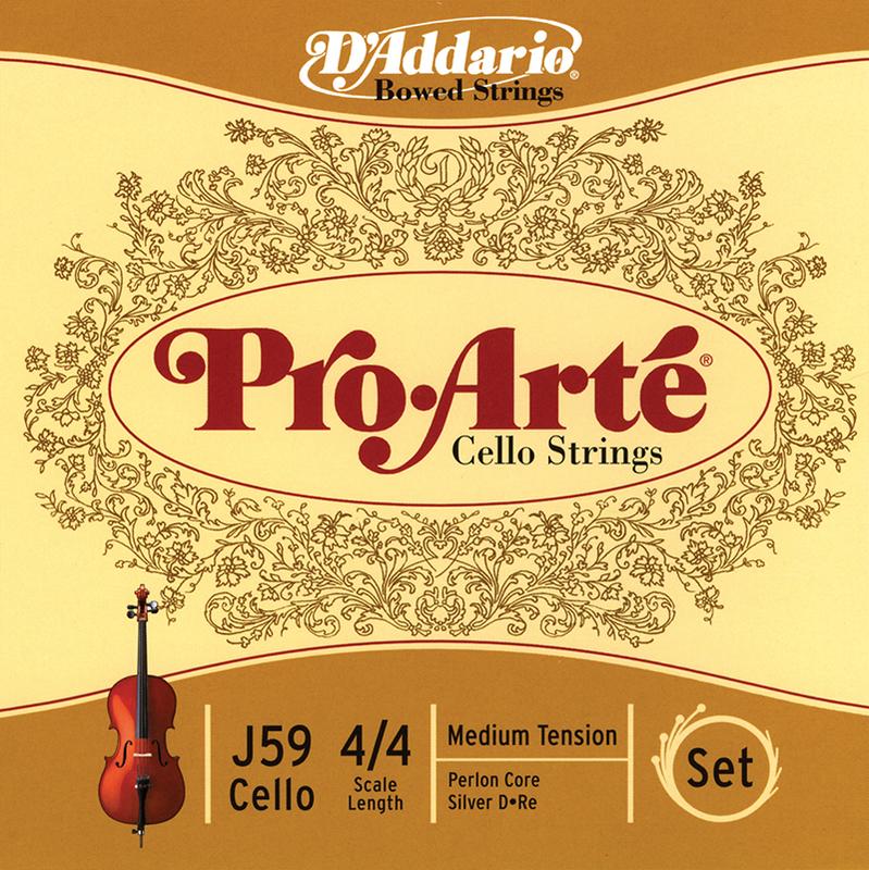 Image of Pro Arté Cello String, D