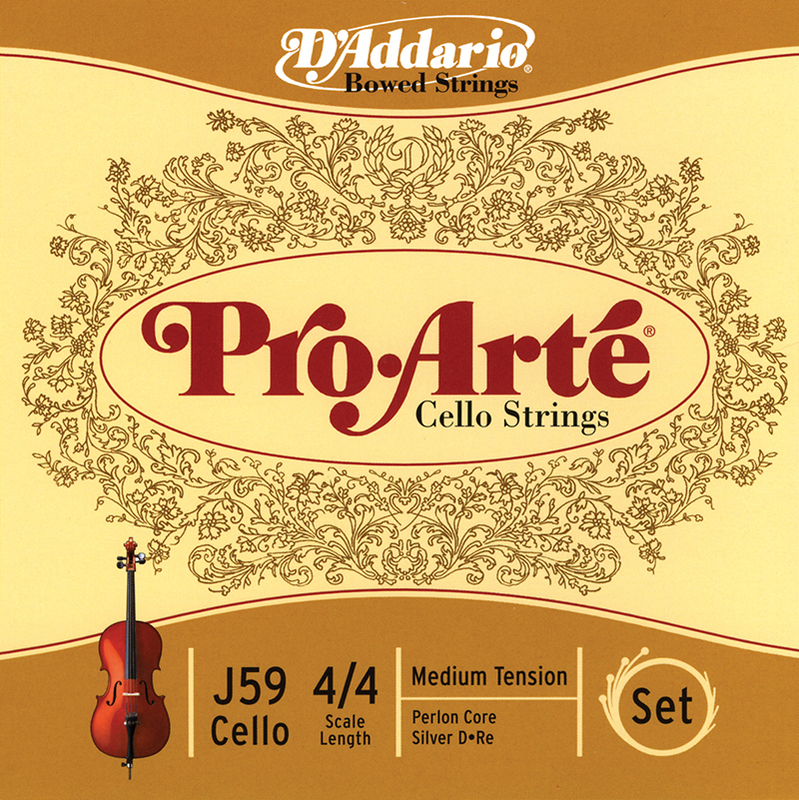 Image of Pro Arté Cello String, C