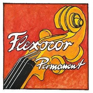 Pirastro Flexocor-Permanent Violin String, D