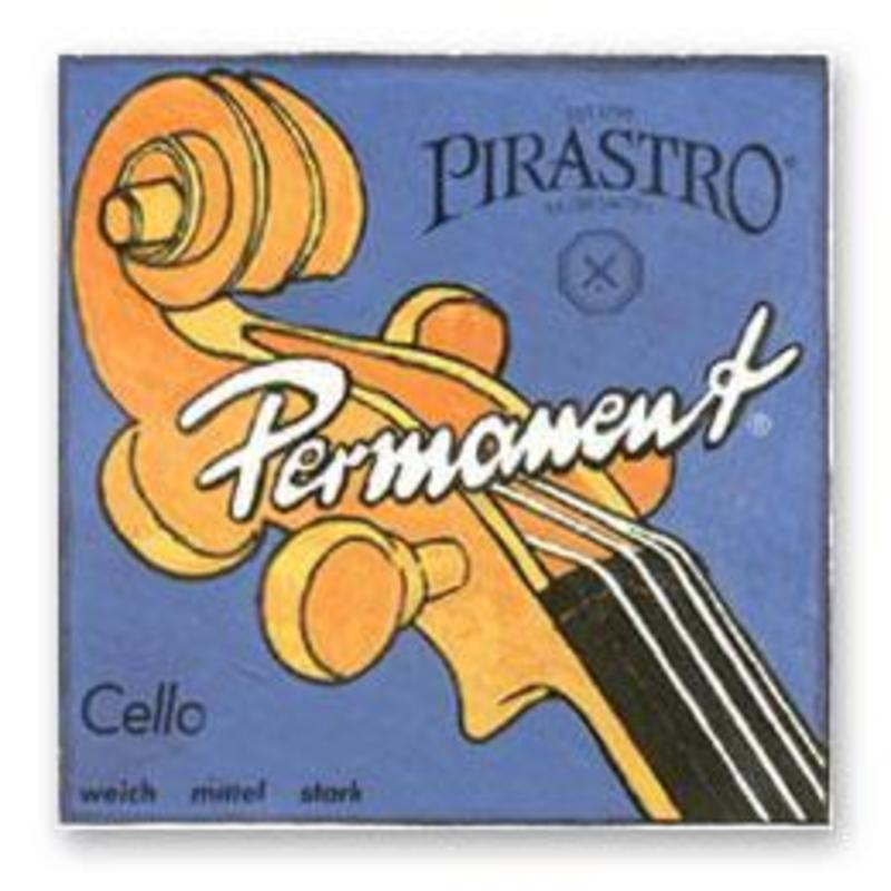 Image of Pirastro Permanent Soloist Cello String, A