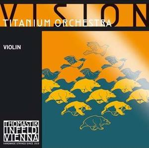 Vision Titanium Orchestra Violin String, D
