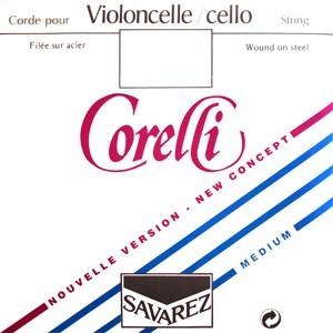 Corelli New Concept Cello Strings, Set