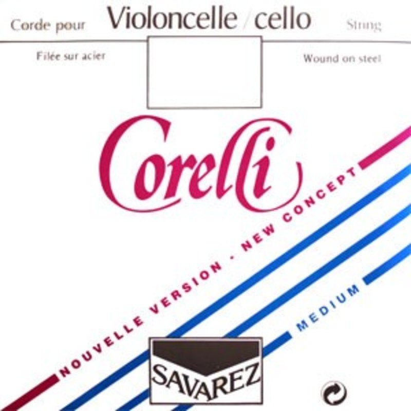 Image of Corelli New Concept Cello String, G