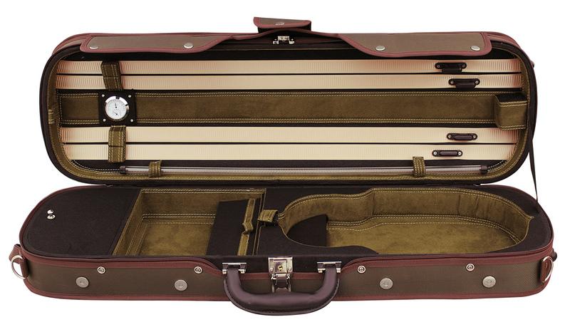 Image of Derwent Violin Case by Hidersine