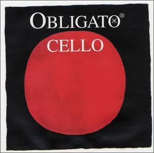 Pirastro Obligato Cello String, C
