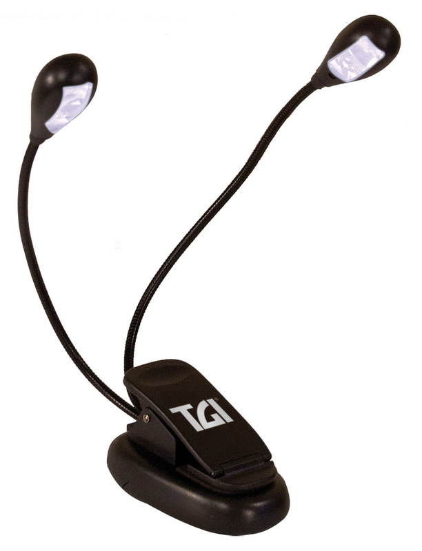 Image of LED Music Stand light.