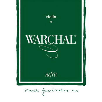 Image of Warchal Nefrit Violin String, D