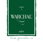 Warchal Nefrit Violin Strings, Set