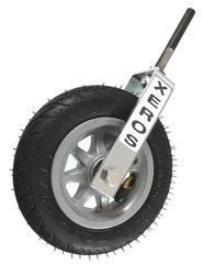 Bass Wheel with Pneumatic Tyre by Xeros